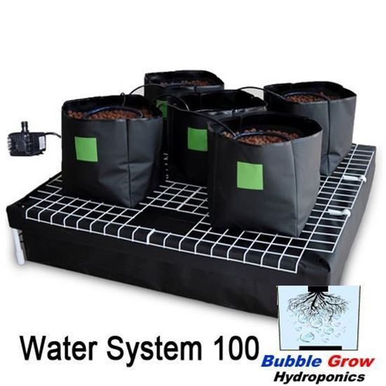 Picture of Hydroponic Watering System 100 Top Feed